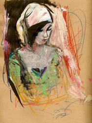 Evie Johnson by hyronomous