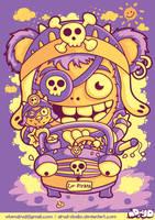 I'm Pirate by drud-studio