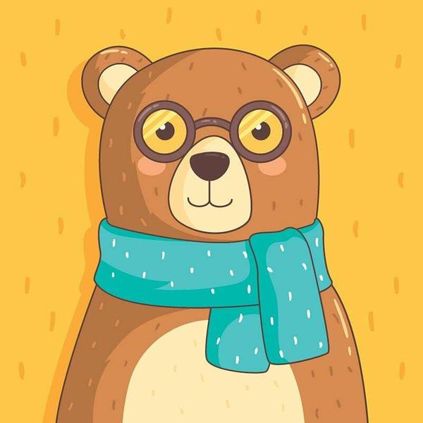 bear by drud-studio