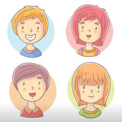 teen characters