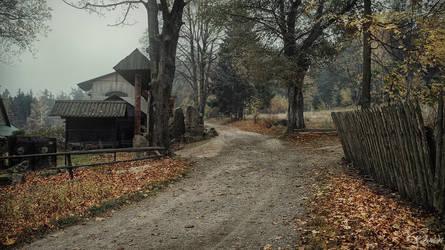 Memories of the old road by kriskeleris