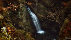 Waterfall of the wolf