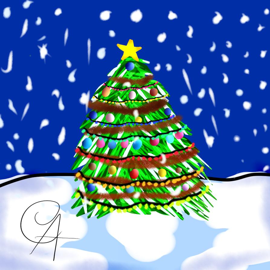 Merry X-mas by carla-cham