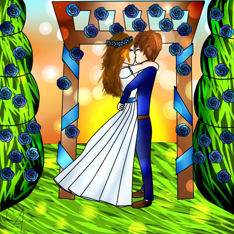 sweet wedding by carla-cham