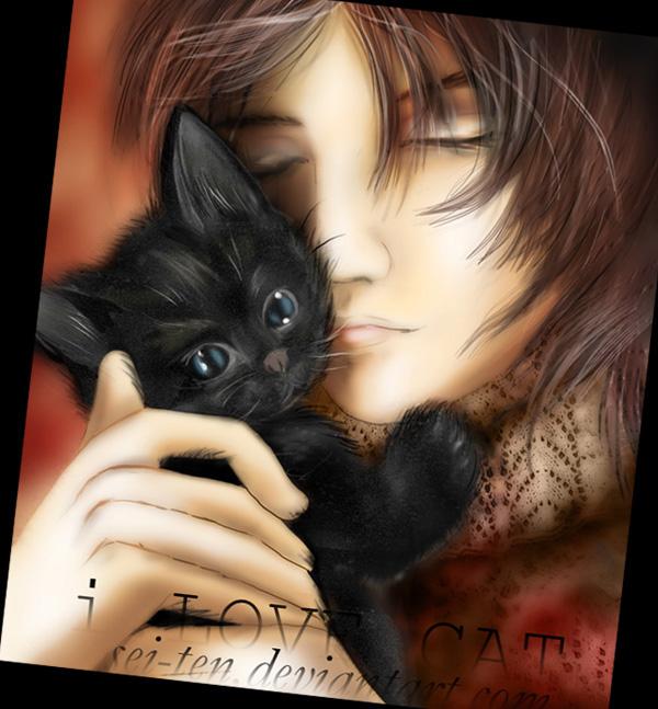 I LOVE CAT by Sei ten