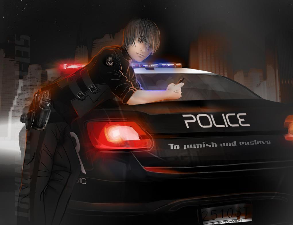 Die Autobahnpolizei by Eun-su