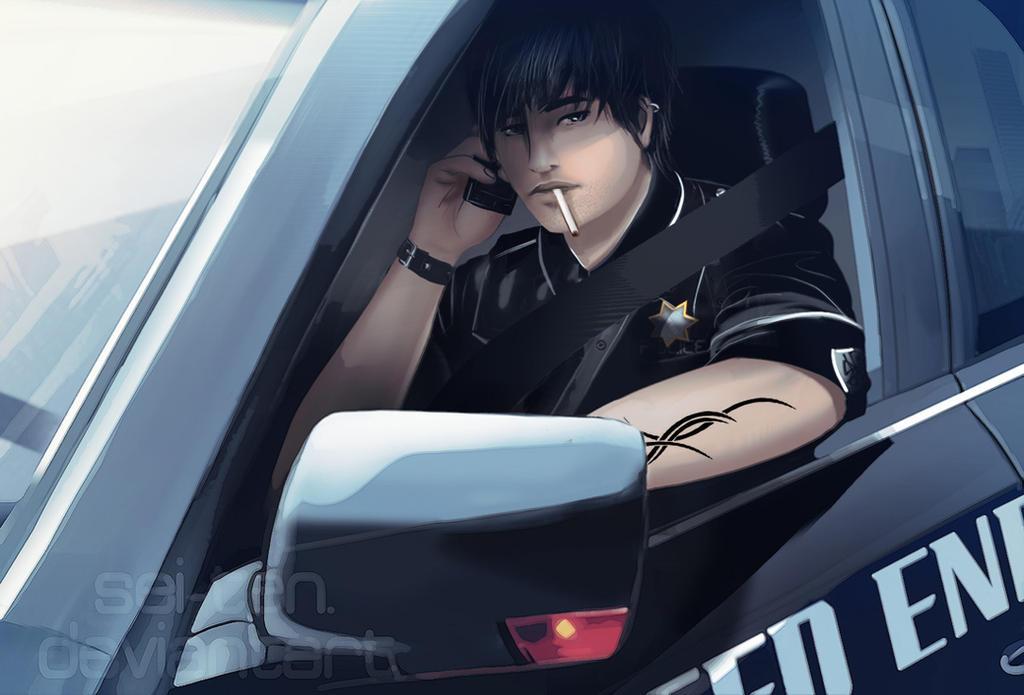 Sheriff by Eun-su