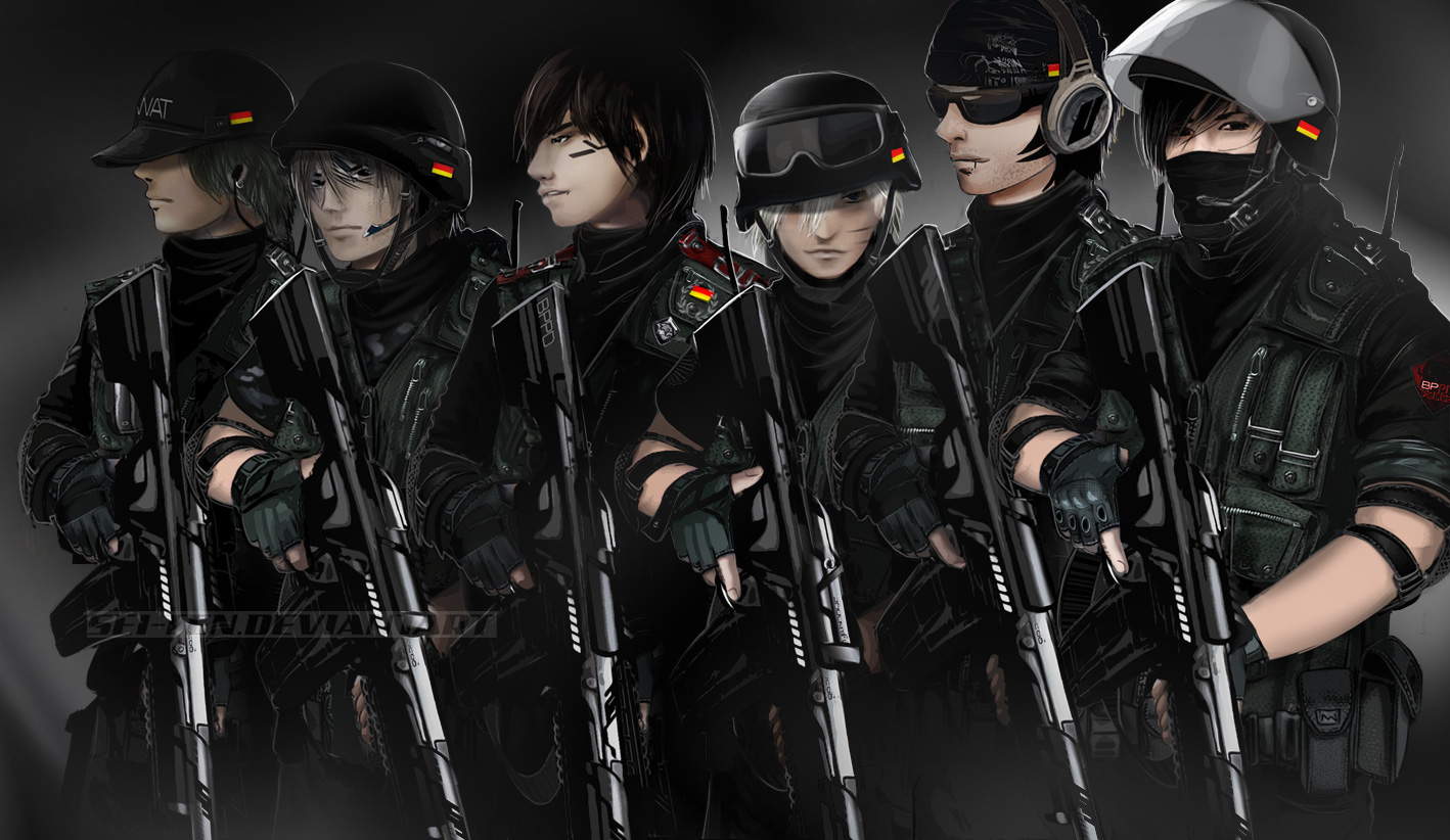 The Sixth Squad by Eun-su