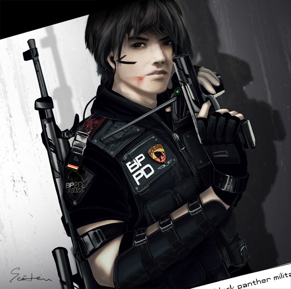 Yaoi Hexenpolizei