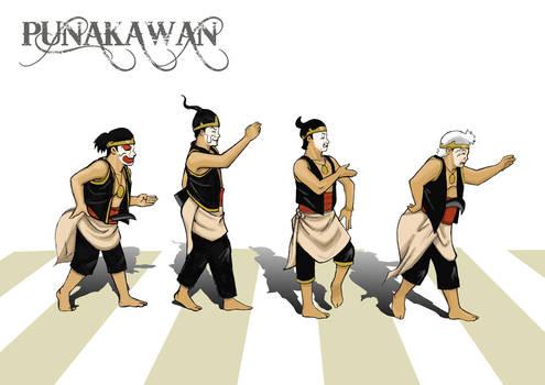 Punakawan_Abbey Road