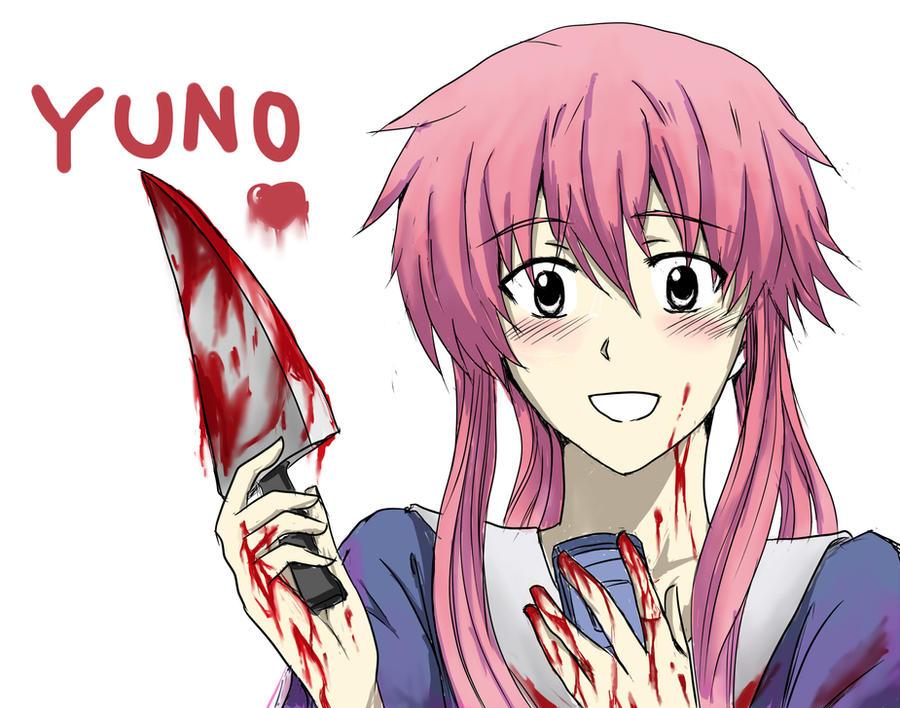 Yuno by KazVessalius