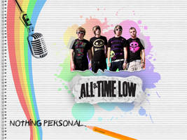 All Time Low Wallpaper by nnaatthhyy