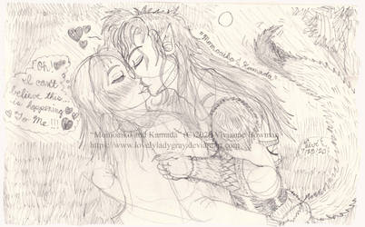 Momoaiko and Kamada - Graphite