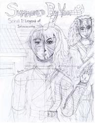 SBY#1 Inner Trumoil - Graphite
