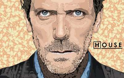 Dr House by mastersofdisaster