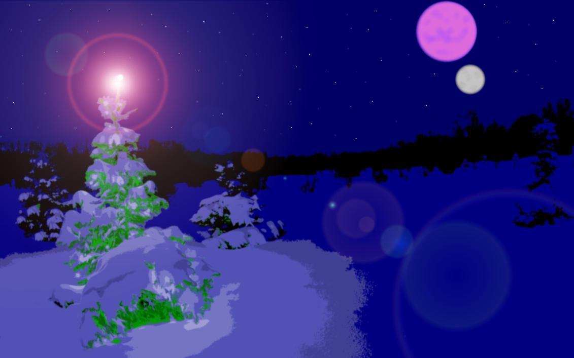 Moon Festival In Skyrim by Kidforlife