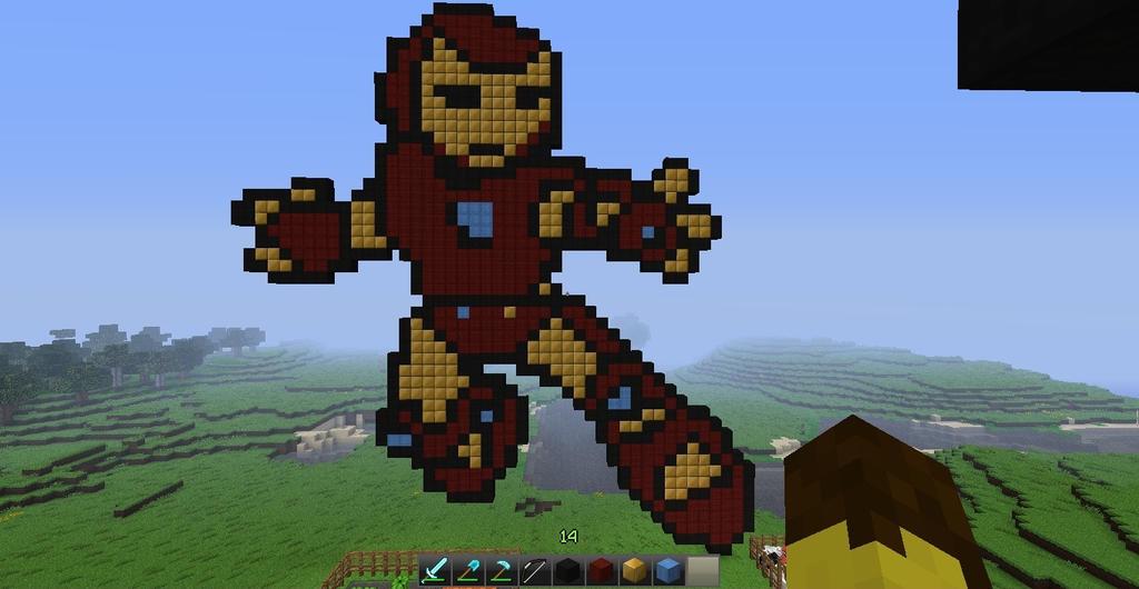 Bit Iron Man (M... Scp 705