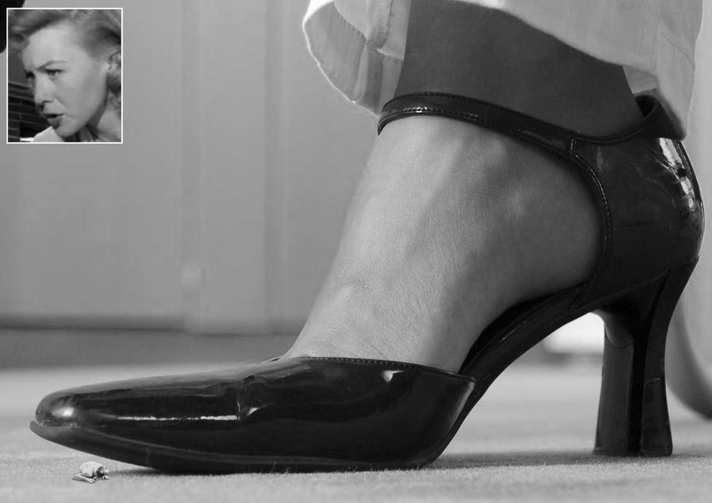 Shrunk A Shoe Size
