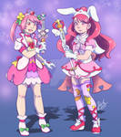Precure Doubles Pt. 15: Iyashi by Jitsch