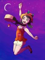 Female Trainer - Pokemon Ultra Sun/Moon by ZenMimic