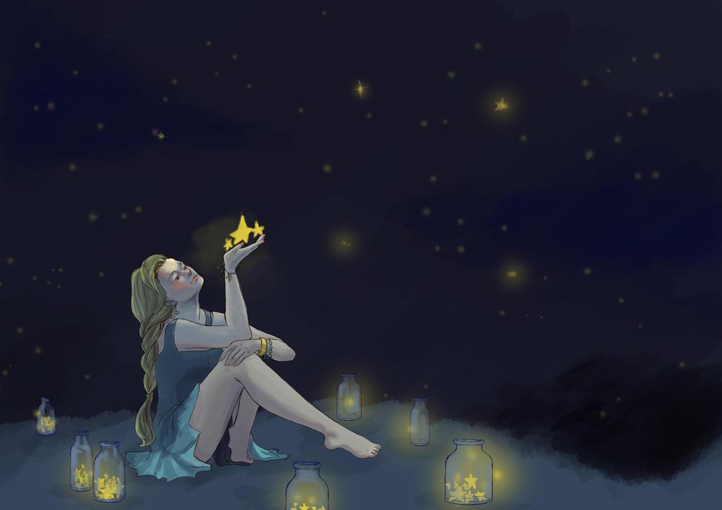 Sky full of stars by Magnguyen