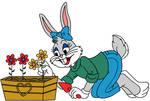 Honey Bunny (Bugs Bunny's girlfriend)