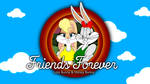 Honey Bunny and Lola Bunny - Friends Forever by Ivellios1988