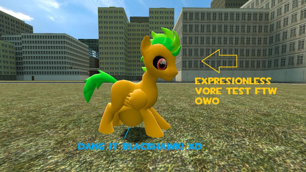 Download Vore Games: New Pony Model Vore Test By GenBlackHawk1 On DeviantArt