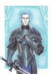 Great Warrior of Snow Elves