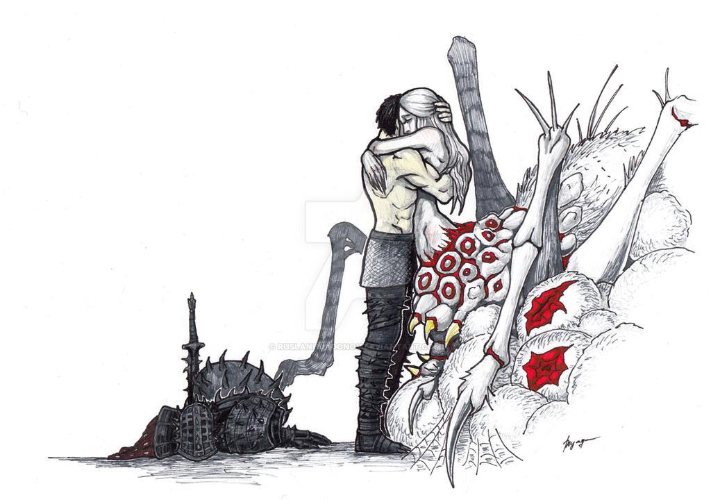 dark souls do not cry my fair lady by ruslanhuadonov