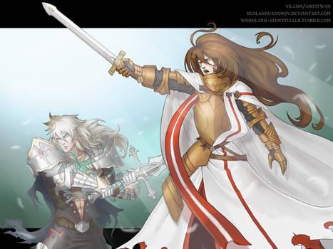 Fate Grand Order - Dragonslayers