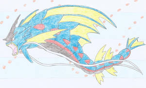 Pokedexy Day 22 (Fav mega-evolution)-Dragon Dance