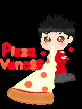 Pizza Vanoss