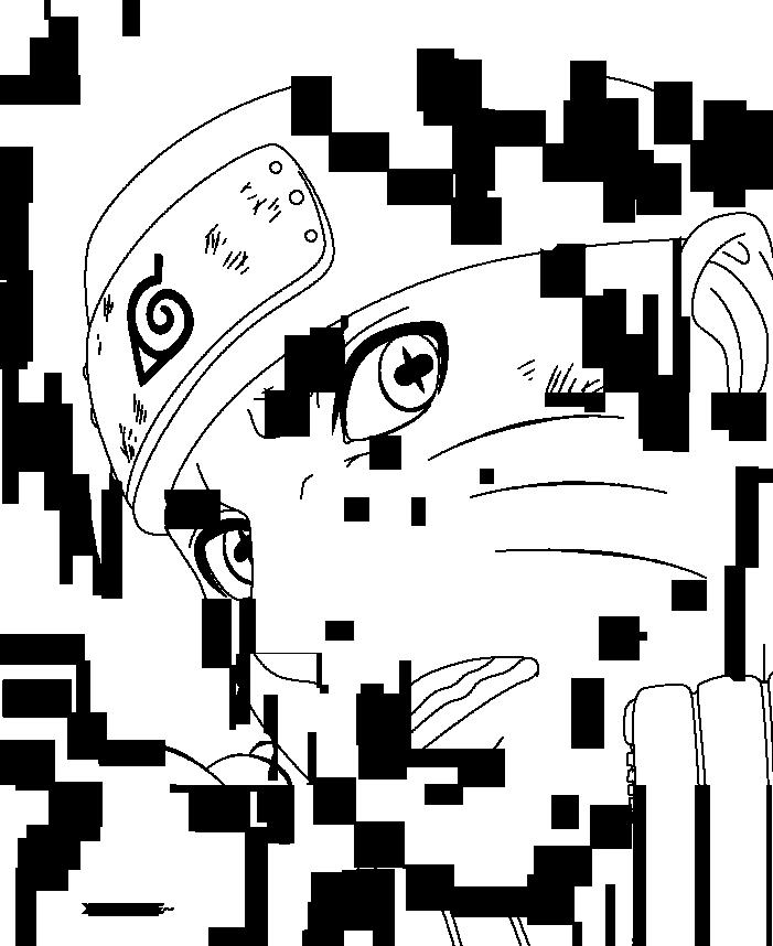 Naruto Lineart : Naruto lineart by soulexodia on deviantart