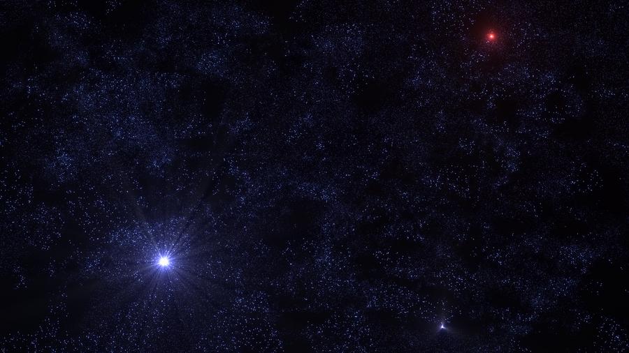 Starfield by mdosch