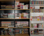 My manga collection: updated
