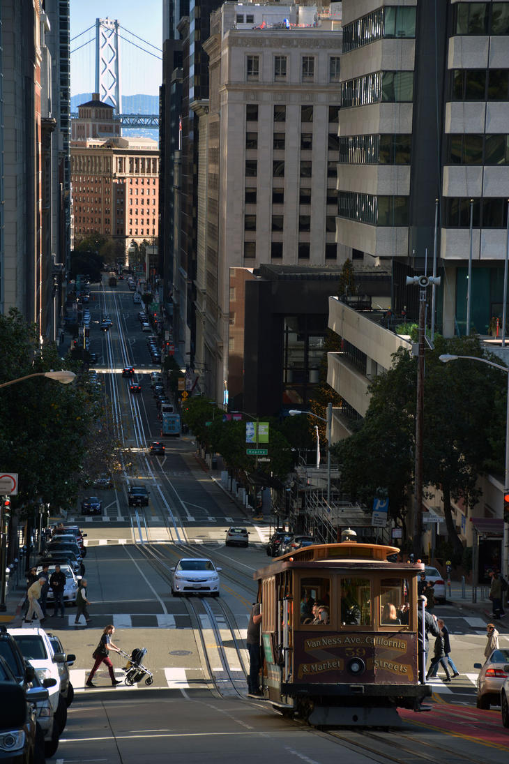 San Francisco by Pyroguy24
