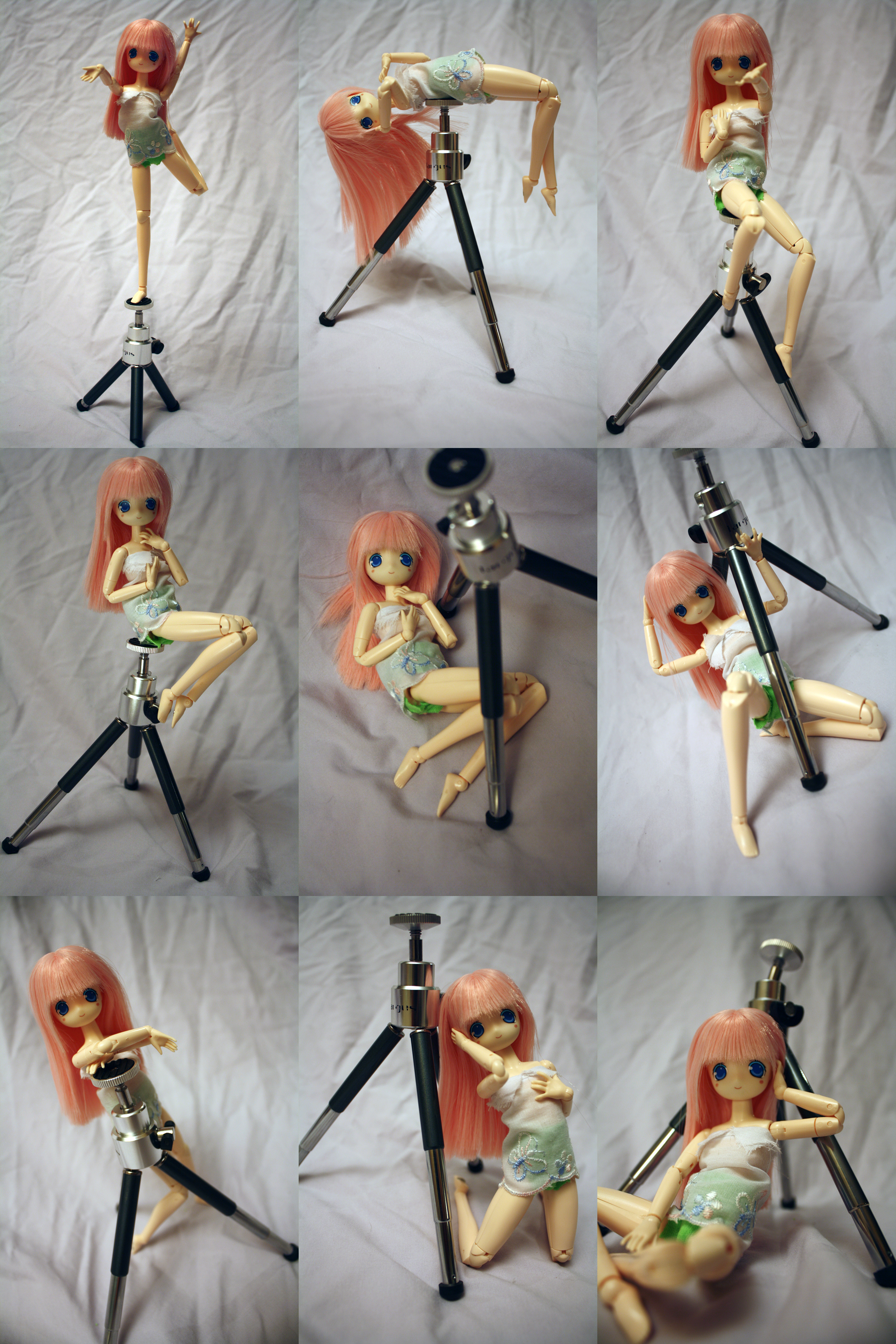 Obitsu Pose Image Dump 01 by sdrcow