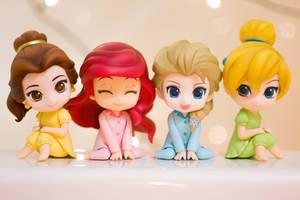 Princess Pajama Party