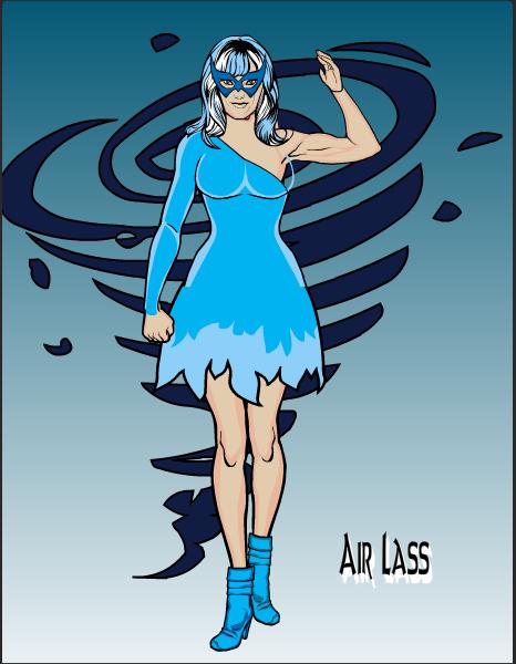 Air Lass by RiktoLarib