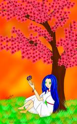 Sakura by Sparkle22Arts