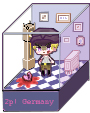 Hetalia- Lutz pixel box by CarolconC