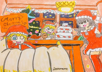 Xmas by anomame
