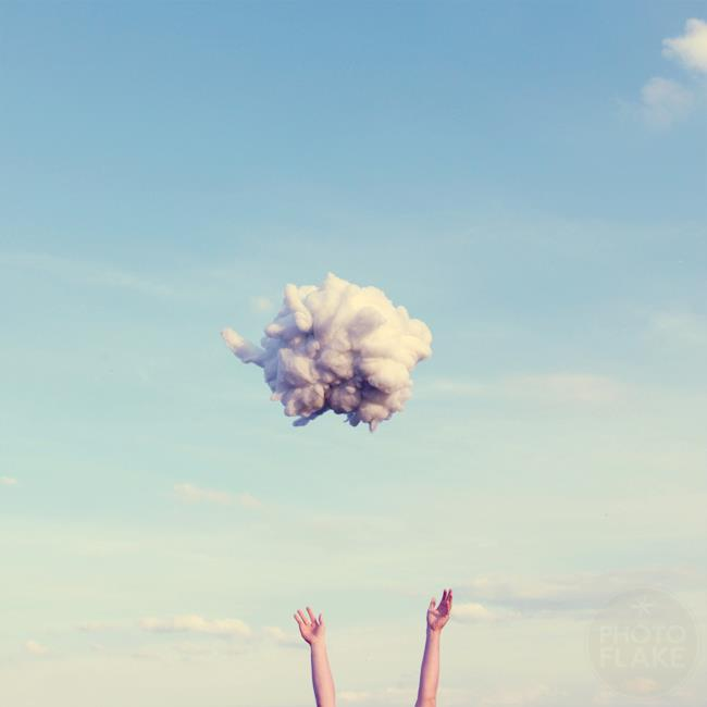 falling cloud by photoflake