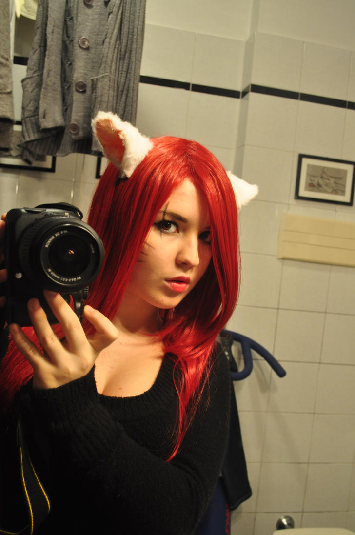 league of legends KittycatKatarina Work inProgress by ValeeraHime