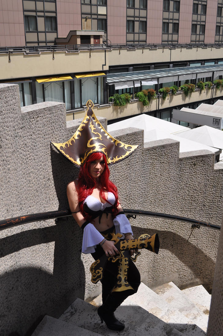 Miss Fortune cosplay cosplay league of legends lol by ValeeraHime