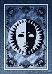 Persona Tarot Card HD - Back