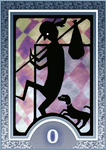 Persona Tarot Card HD - The Fool