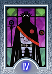 Persona Tarot Card HD - The Emperor