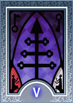 Persona Tarot Card HD - The Hierophant